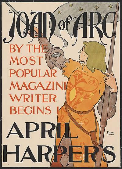 Mark Twain Joan of Arc