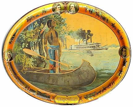 Lewis and Clark tray