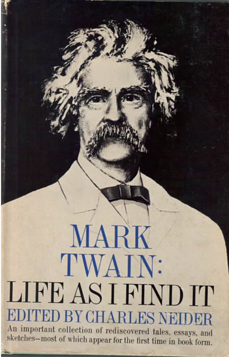 mark twain writing style