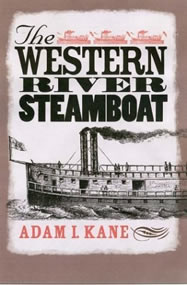 Mark Twain Mississippi River Steamboat