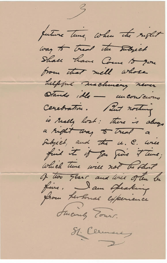 Twain to Hutchings - page 3