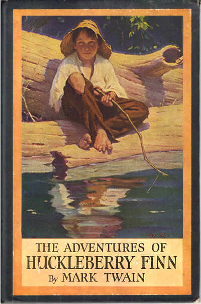 True friendship between huck and jim in the novel the adventures of huckleberry finn by mark twain