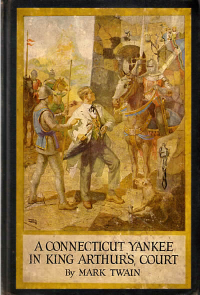A connecticut yankee in king arthurs court book report