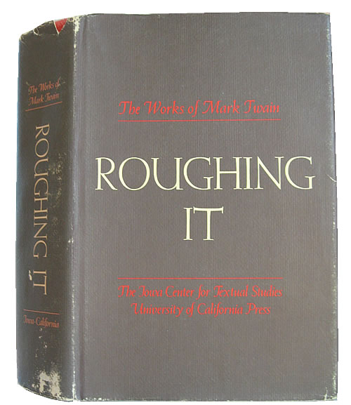roughing it mark twain summary