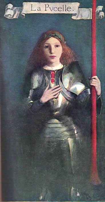 Book Report: Joan of Arc Essay