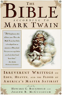 Bible According to Mark Twain