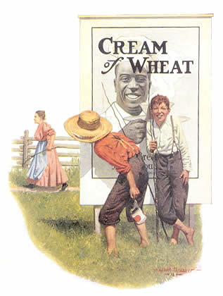 Cream of Wheat ad
