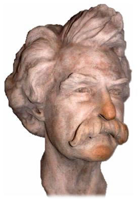 Bust by Russell