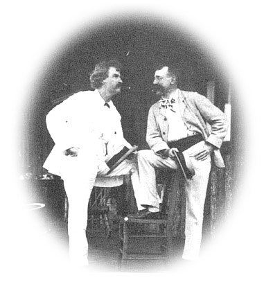 Twain and Hutton