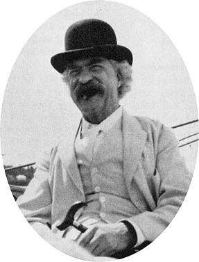 mark twain essay on humor