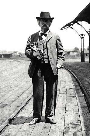 Mark Twain Quotations Railroads