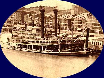 Great Republic steamboat